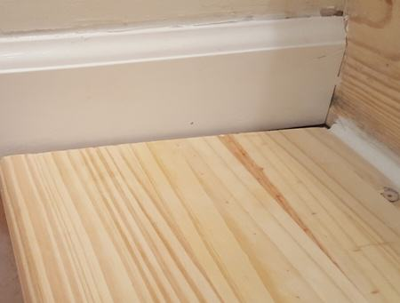 Replace Moulding