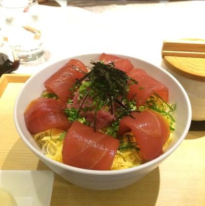 Marinated Tuna Don