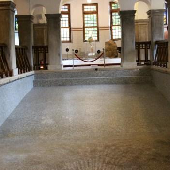 Hot Spring Bath Pool