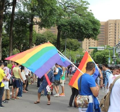 Taiwan Pride 2014