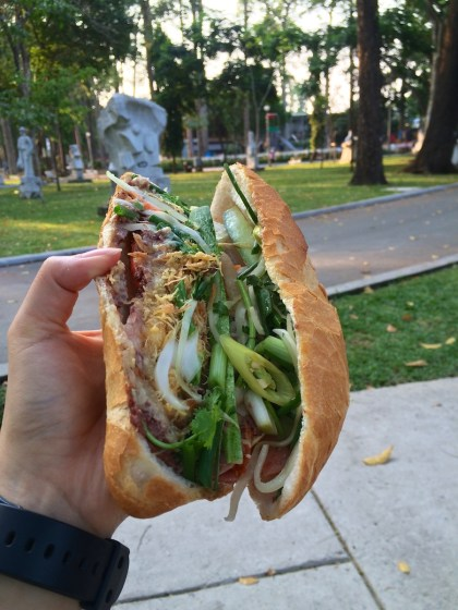 Meat Lover Banh Mi