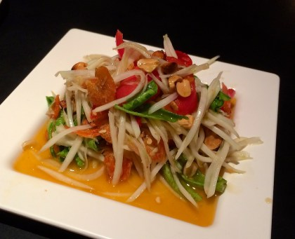 Original Papaya Salad