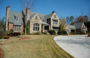 Roswell Home owned by Chipper Jones For Sale