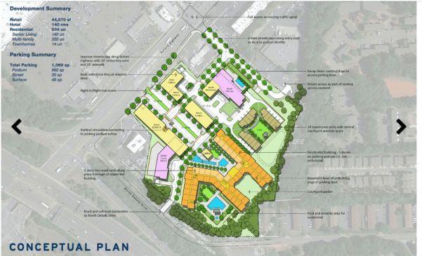 Doraville GA new development June 13, 2015