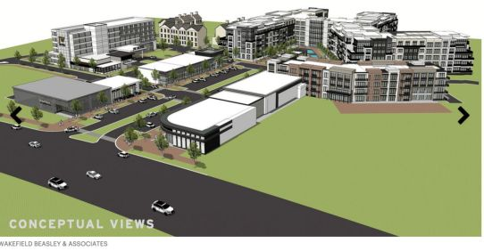 Kmart Redevelopment Doraville June 13, 2015