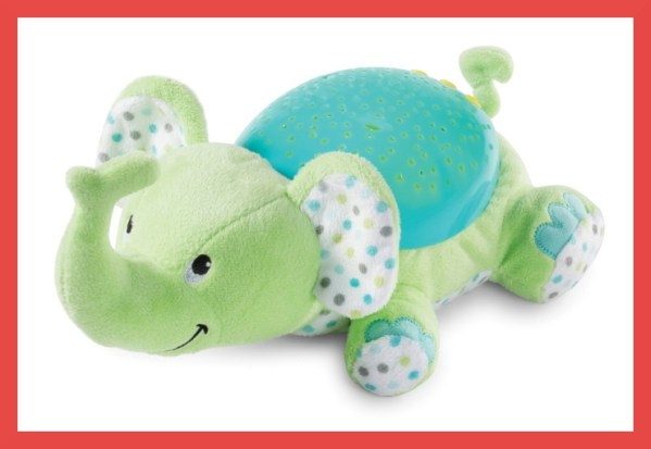 Summer Infant Slumber Buddies Projection and Melodies Soother light show projector