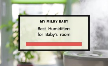 2018's Best Humidifier for Baby Header