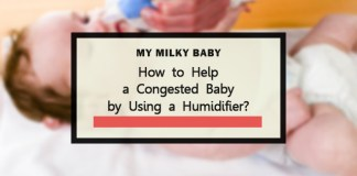 How To Use a Humidifier For Baby Congestion Header