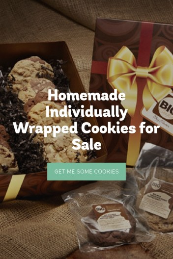 Homemade Cookies for Sale