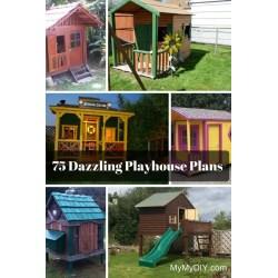 Small Crop Of Big Backyard Playhouse