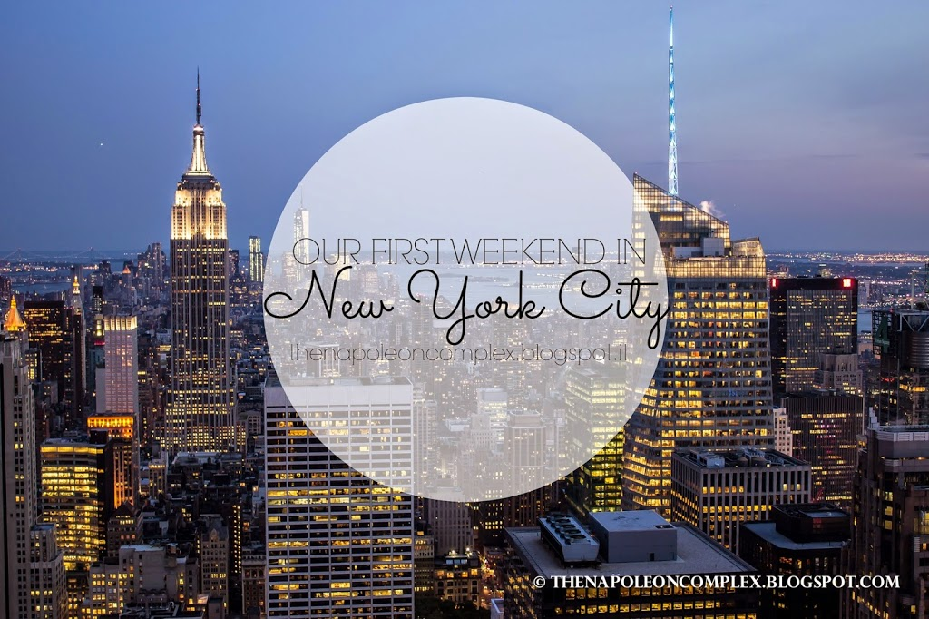 New York City for a Weekend
