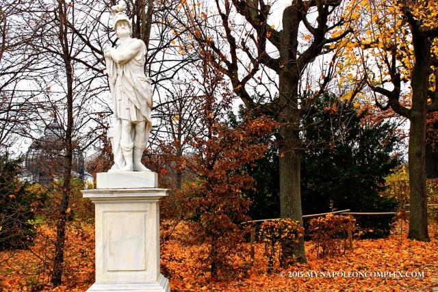 Picture of Statue in Schönbrunn Palace
