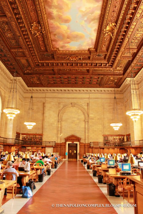 Picture of New York Public Library, NYC