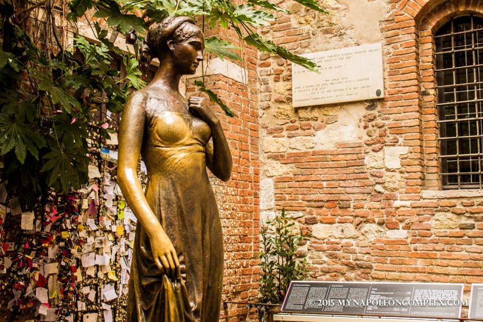 Picture of Casa de Giuletta, Verona, Italy