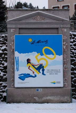 Picture of St. Moritz, Switzerland