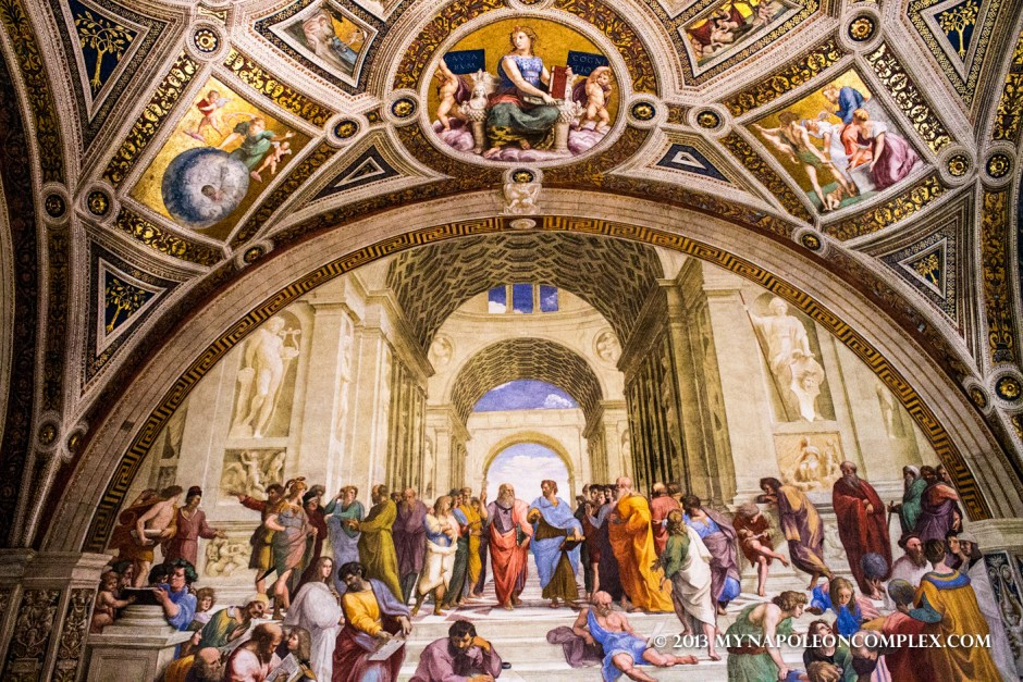 Picture of Vatican Museum, Rome, Italy.