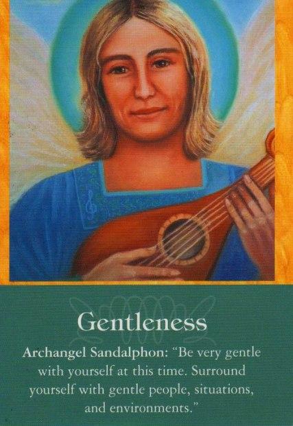 Sandalphon Gentleness