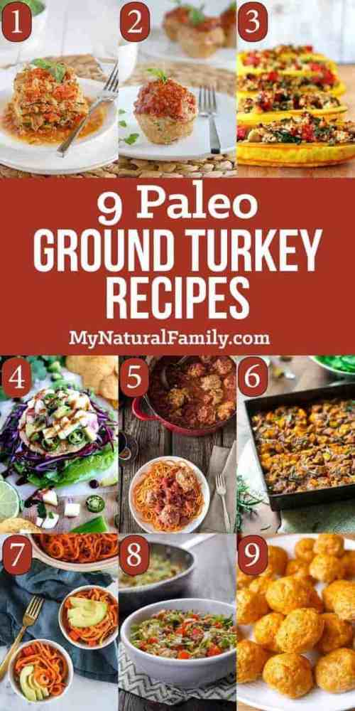 Medium Of Low Carb Ground Turkey Recipes