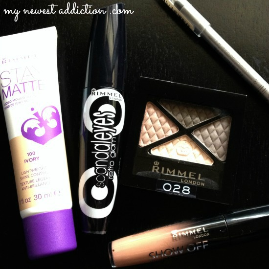 Rimmel Products