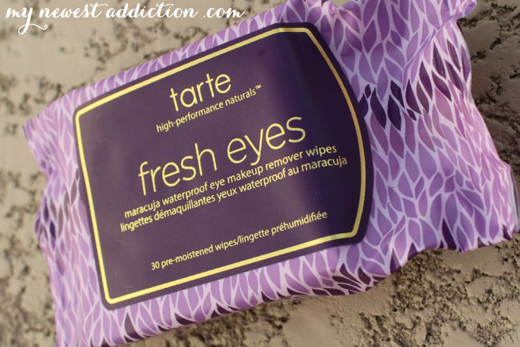 Tarte Fresh Eyes eye makeup remover