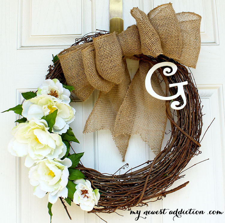 diy wreath 9