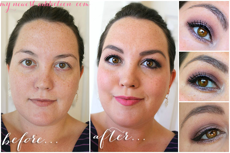 toofaced before and after