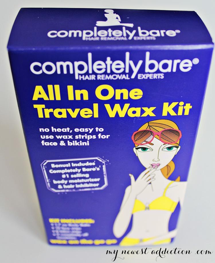 Travel Must Haves Giveaway Completely Bare