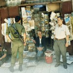peace keepers, 1991, Jerusalem, Israel, Melanie Gow, www.myofficetoday.co.uk (9)