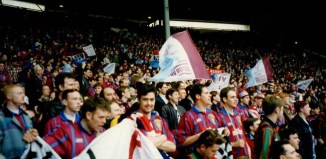 aston villa fans wembley 1994