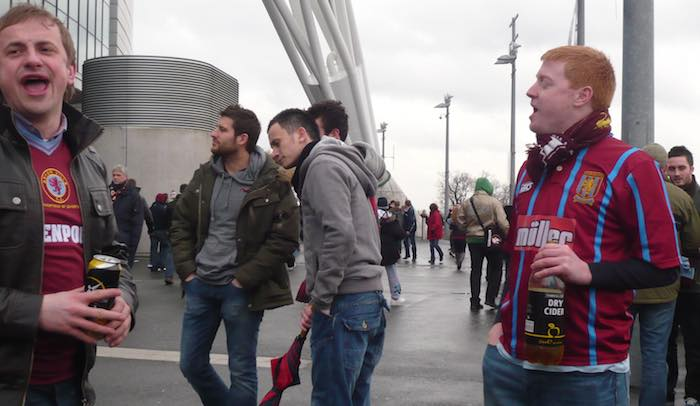 Aston Villa Supporters Pub London