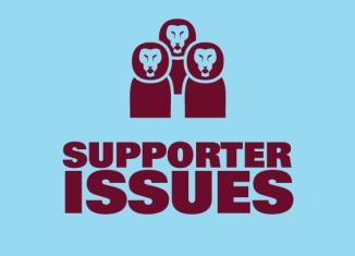 Aston Villa Supporter Issues