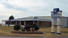 Mid-America Air Museum in Liberal, Kansas