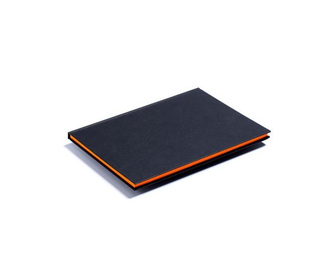 MyLargeBook Rigide Orange