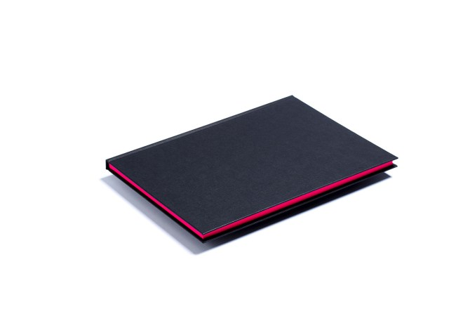 MyLargeBook Rigide Rose 1