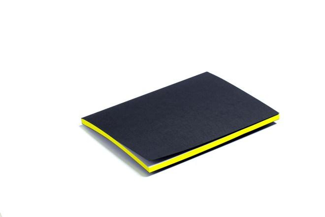 MyLargeBook Souple Jaune 1