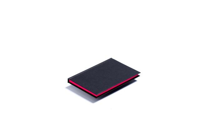 MySmallBook Rigide Rose 1
