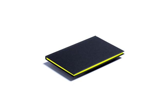 Mypaperbook rigide Jaune 1