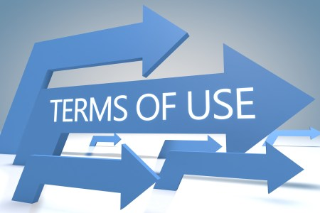terms of use our shredding service agreement
