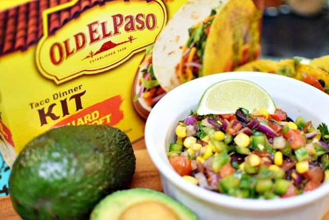 Old El Paso Super Stuffed Veggies Taco
