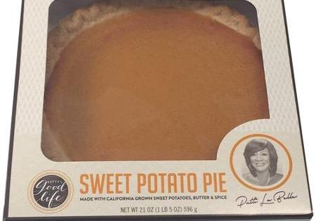 Patti Labelle Sweet Potato Pie