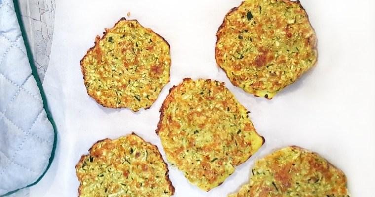 Zucchini Soft Taco Shells - My Pretty Brown Fit