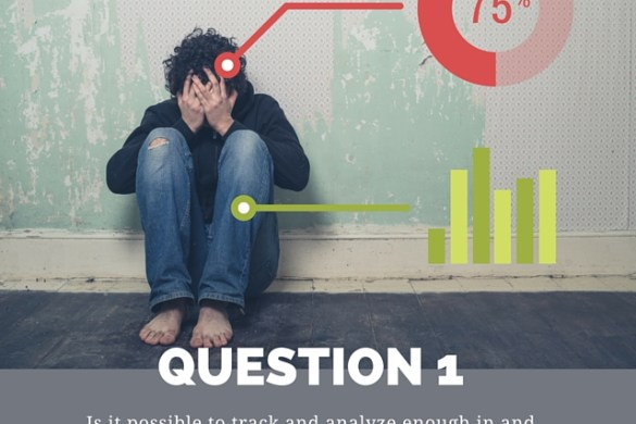 Quantified mood background Is it possible to track enough in and around a person in order t explain the highs and lows