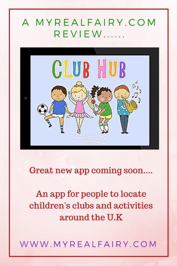 New App Review – Club Hub UK