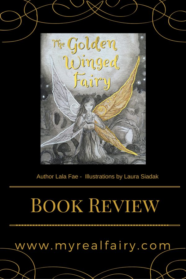Discussion & Book Review – The Golden Winged Fairy