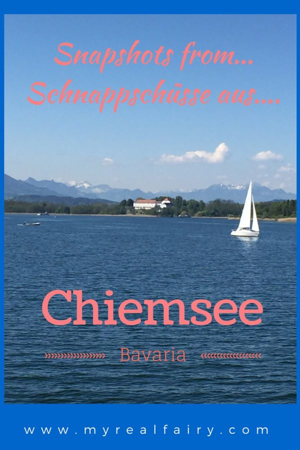 Trip to Bavaria and Chiemsee
