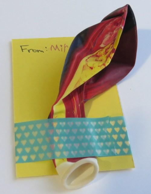 Balloon Valentines by Wendy Kessler