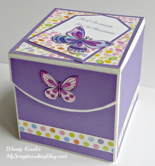 Butterfly Box by Wendy Kessler
