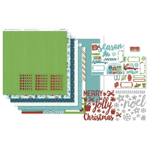 City Sidewalks WYW Scrapbooking Kit