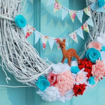 14 Days of Love- Valentine's Wreath