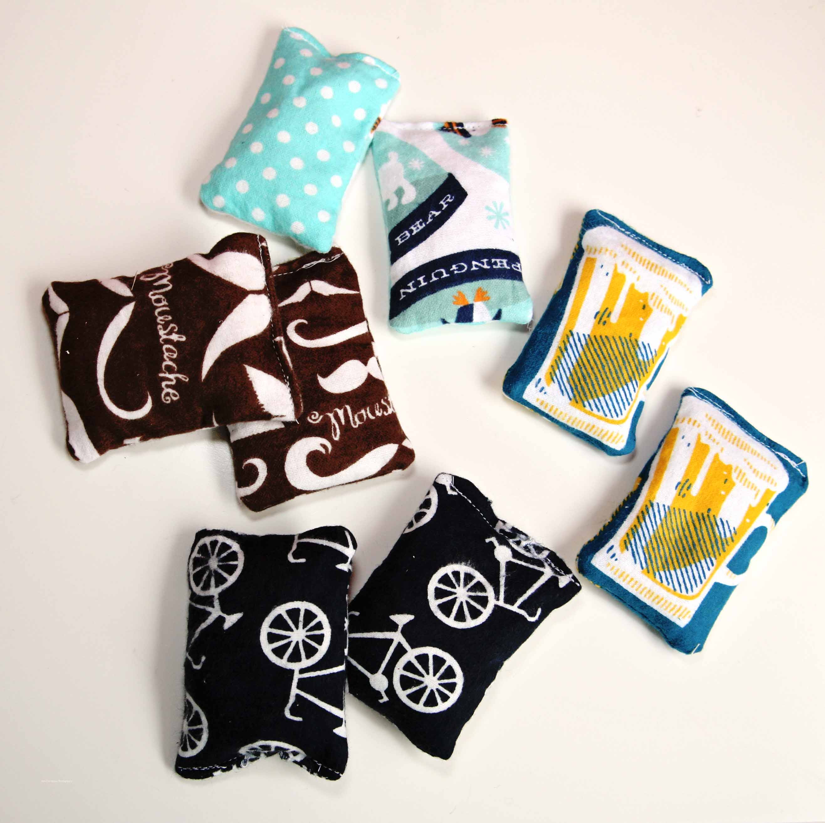 12 Days Of Handmade Diy Flannel Heating Packs Hand Warmers My